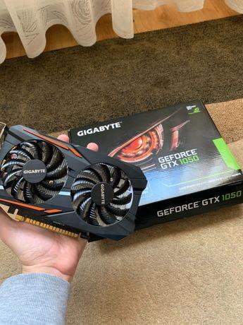 Karta graficzna Gigabyte Geforce GTX1050 Oc Edition 2GB DDR5