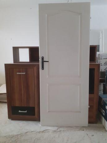 Białe drzwi 5 sztuk