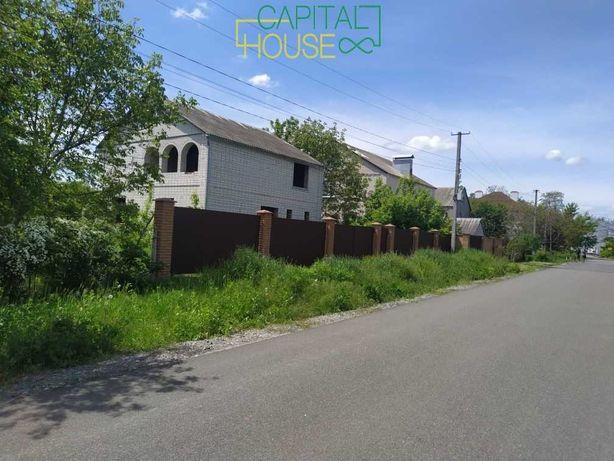 Дом-коробка 200 кв.м, участок 10сот.с. Гора, улица Бориспольская