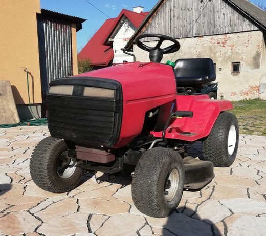 Traktorek kosiarka 11.5 KM