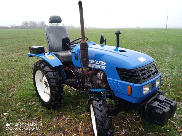 Трактор дон фенг 244