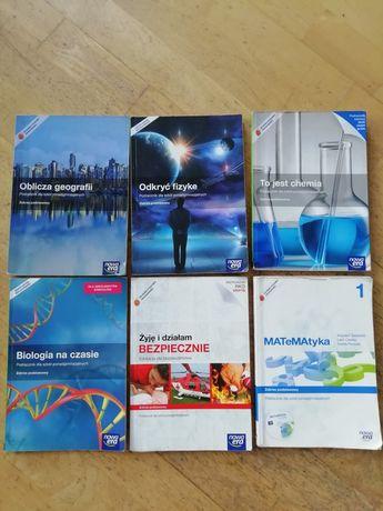 Podręczniki do technikum i liceum