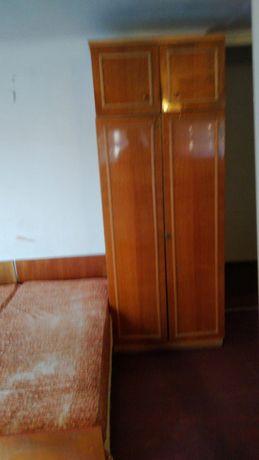 Шкаф вещевой двухдверный для спальни