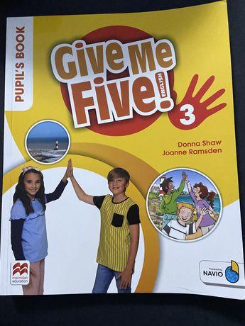 Give Me Five 3 ksiażka i ćwiczenia