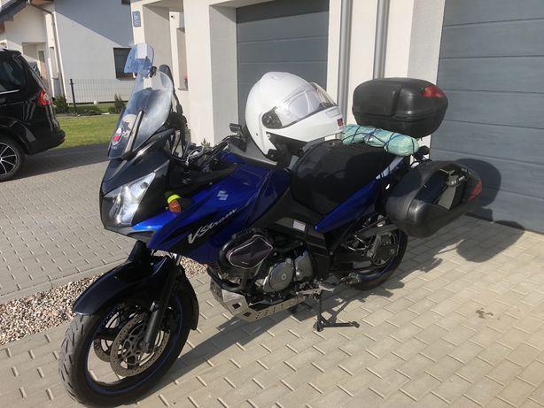 Suzuki DL650 V-Strom od motocyklisty