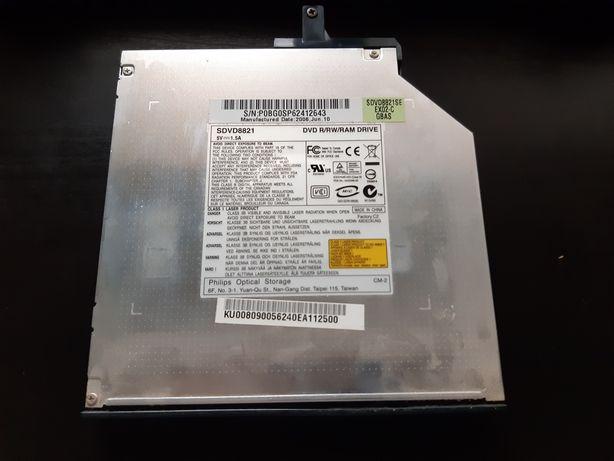 DVD R/RW Philips - do laptopa