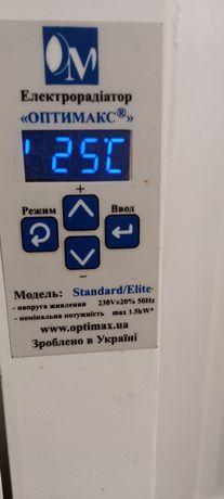 биметалический электрорадиатор Elite на 11 секций