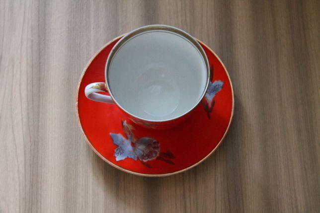 Чашка блюдца