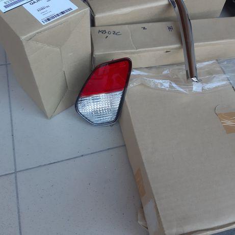 Mitsubishi Outlander 2016-2018 митсубиси аутлендер 3 фонарь задний