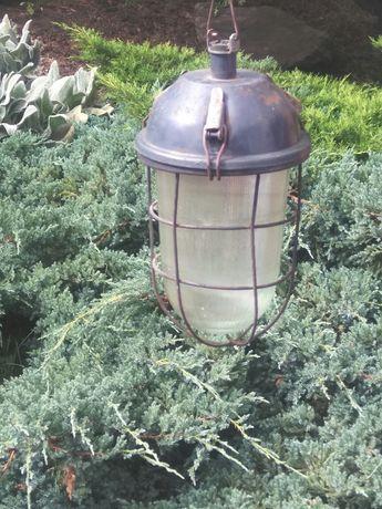 Продам фонарь для улицы. Сделано в СССР.