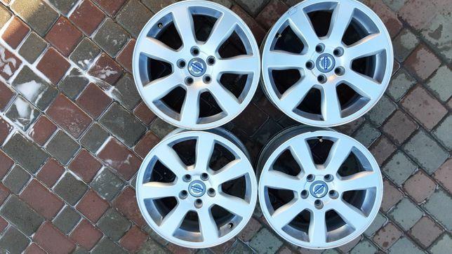 Легкосплавні диски титани Volvo (Ford) R16/5/108/