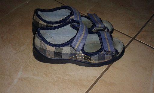 Sprzedam buty,kapcie, sandałki BEFADO r28