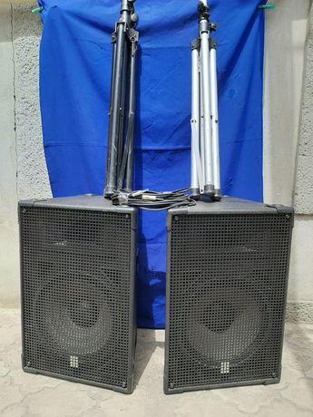 Продам рабочие акустические колонки
