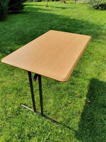 Stół do kampera składany