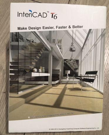 Intericad T6 program do projektowania wnętrz
