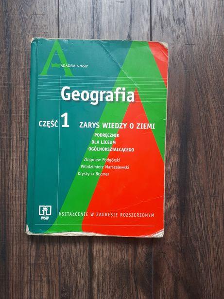 Geografia liceum część 1