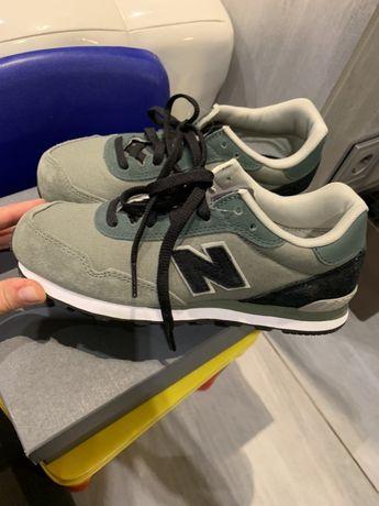 Подростковые кроссовки New Balance.Размер 37й