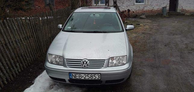 VW Bora 2.0 benzyna