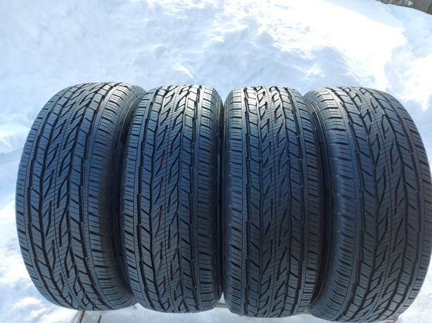 255 65 17 Continental ContiCrossContact LX2 255/65 R17 110H  20год!
