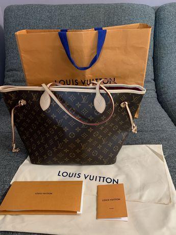 Сумка Louis Vuitton Neverfull MM / Оригинал