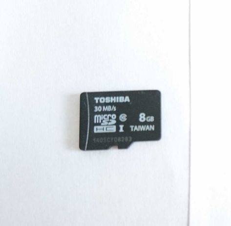 Karta pamięci MicroSD + adapter karta SD