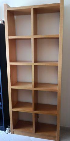Conjunto de 4 estantes
