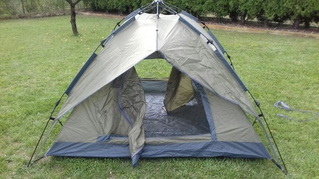 Namiot turystyczny 2 osoby osobowy szybkie rozkładanie lekki ok.3,5kg.