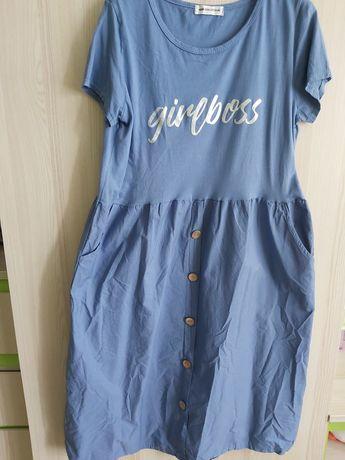 Śliczna sukienka włoska