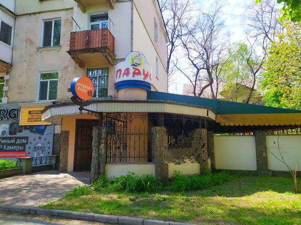 Продам кафе с летней площадкой в центре города olgl