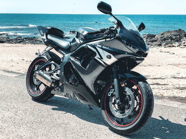 Vendo mota Yamaha r6