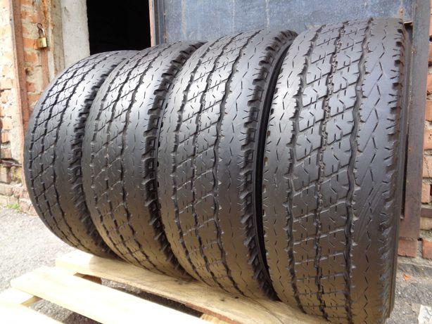 Bridgestone Duravis R630 215/70r15c made in Spain 4шт, 14год, ЛЕТО