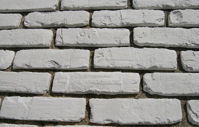 Płytki ze starej cegły płytki z cegły białej cięte stara cegła