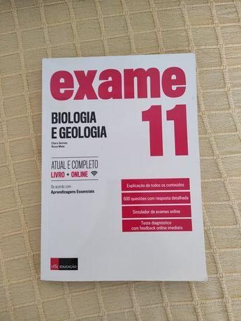 Livro de exame 11ºano