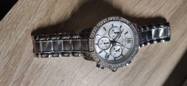 Zegarek Judith Ripka, chronograph, nienoszony, kwarc