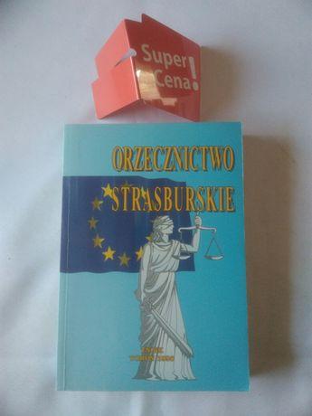 """książka """"orzecznictwo strasburskie"""" tom 1 Tadeusz Jasudowicz"""