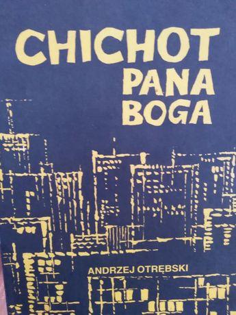 Chichot Pana Boga Andrzej Otrębski