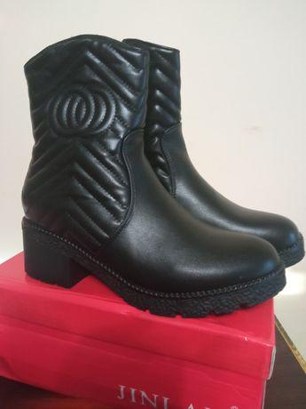 Жіночі  зимові чоботи 37, 41