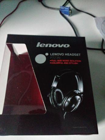 Słuchawki Lenovo P723N Nowe Do Lekcji On-line