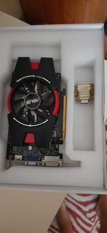 Видеокарта Asus GTX 650 2GB