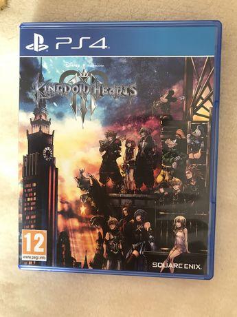 Jogo ps4 kingdom hearts