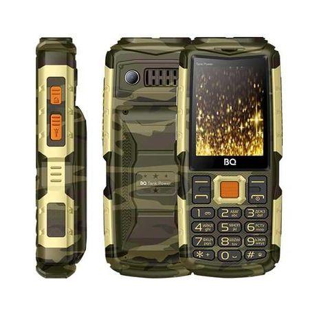 Противоударный, водонепроницаемый телефон BQ-2430 Tank Power (1750р)