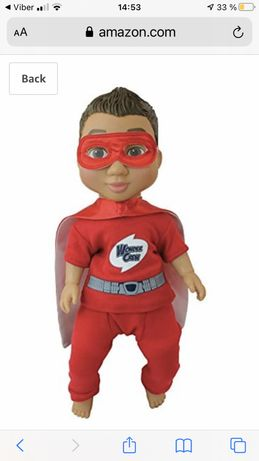 Супер герой марко, Wonder Crew Superhero Buddy - Marco