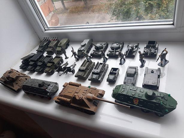 Колекцыя военной техники