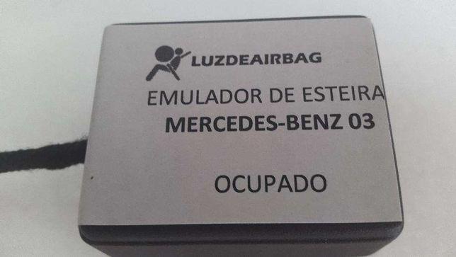 M3 Mercedes Benz Emulador Simulador Esteira - Luz SRS Airbag Plug&Play