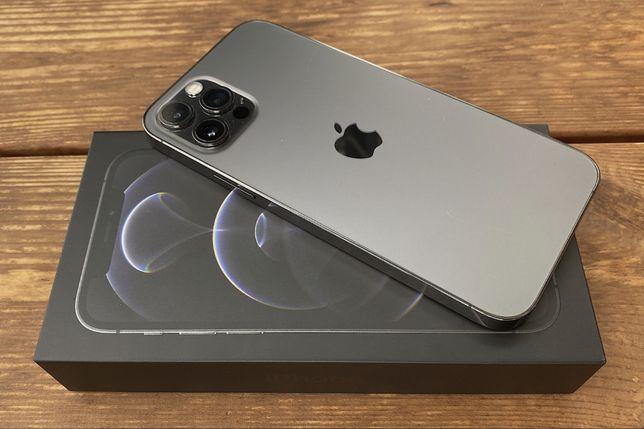 Iphone 12 pro max 128gb grafitte