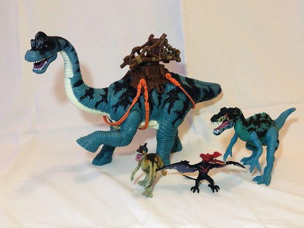 Dinozaury zestaw