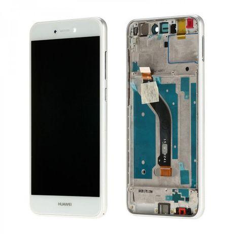 Ecra (LCD + Touch) + Frame para Huawei P9 - Branco