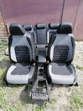 Салон Сиденья кожа подогрев airbag карти разборка VW Jetta 6