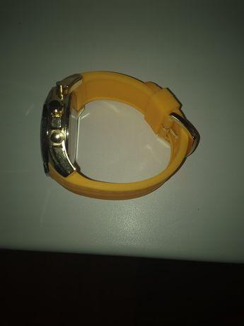 Zegarek damski Pomarańczowy Fashion