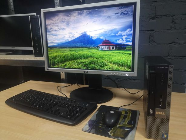 Компьютер игровой Системный блок ПК монитор 17 19 22 24 Гарантия